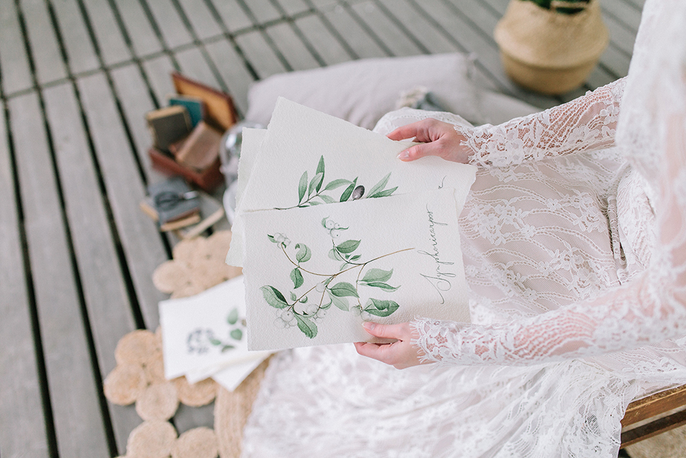 Botanical bridal shoot_Willow visuals_blog27