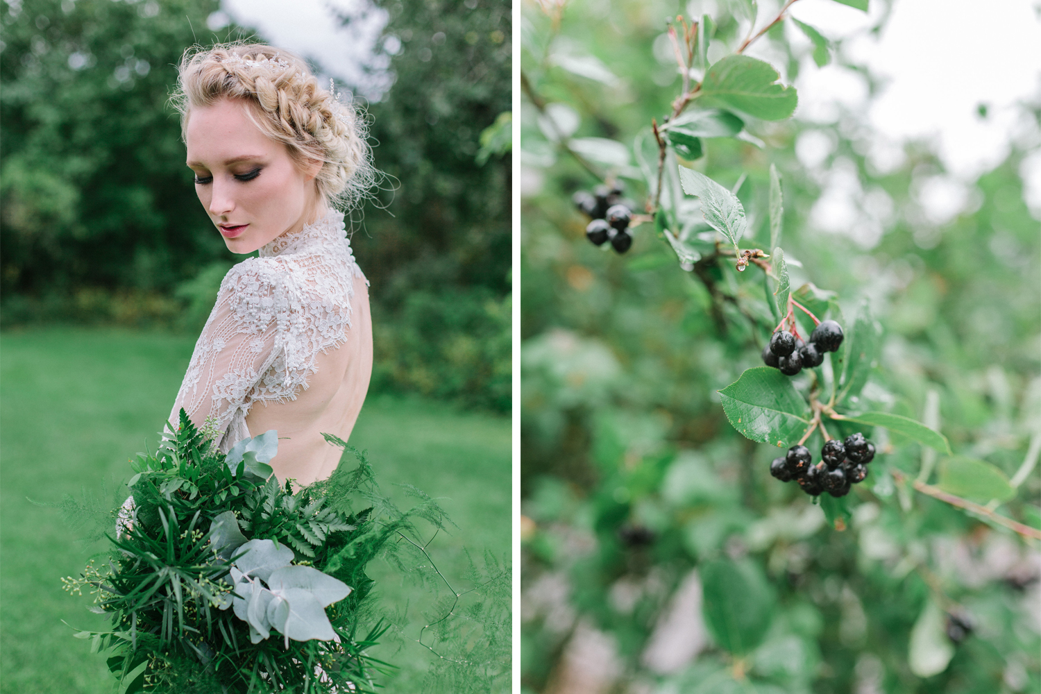 Botanical bridal shoot_Willow visuals_blog37