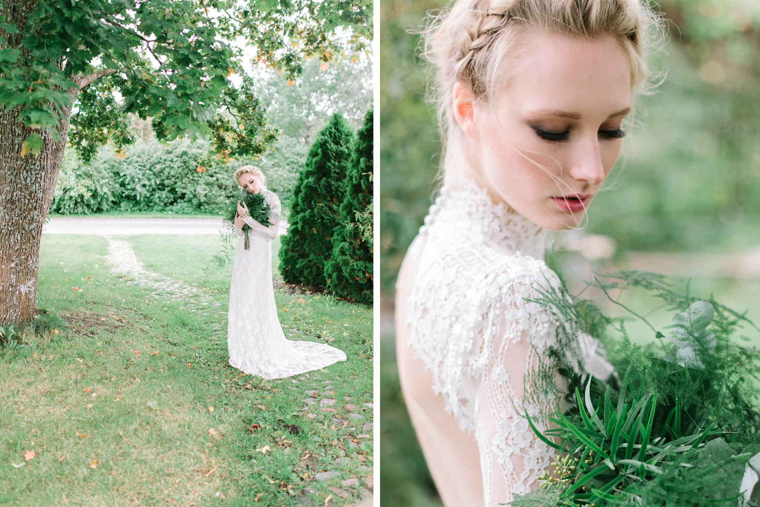 Botanical bridal shoot_Willow visuals_blog4