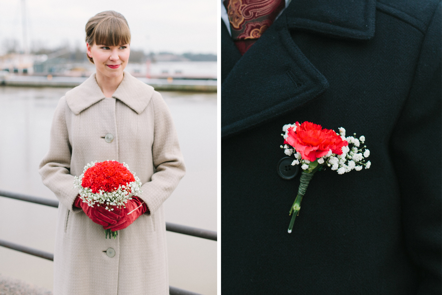 Marjo & Petrus_Helsinki winter wedding5