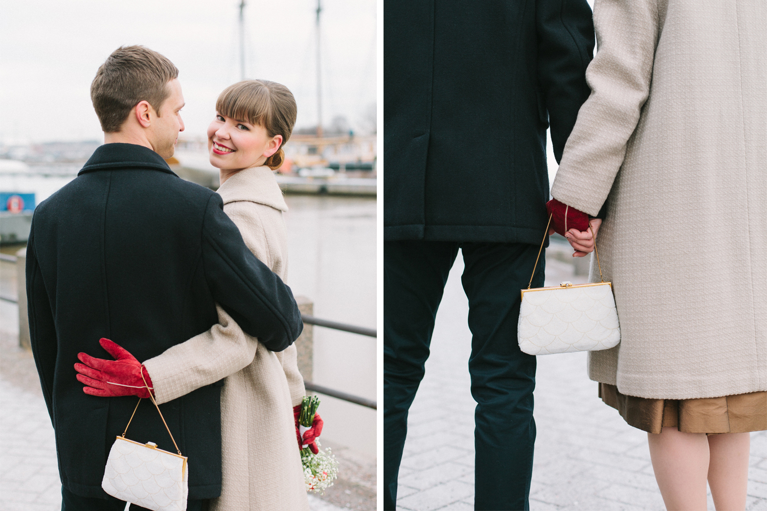 Marjo & Petrus_Helsinki winter wedding7